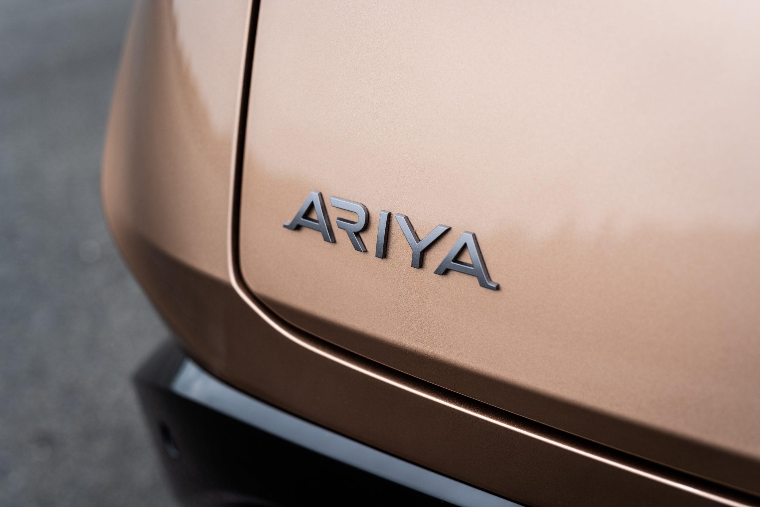 "Nissan Ariya badge_Ariya<h3 class=""post-subtitle""></h3>"