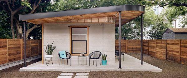 HOME SWEET 3D PRINTED HOME