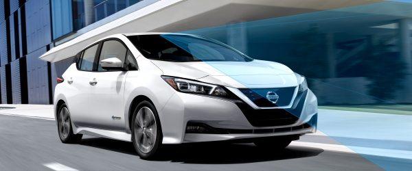 Nissan Intelligent Driving